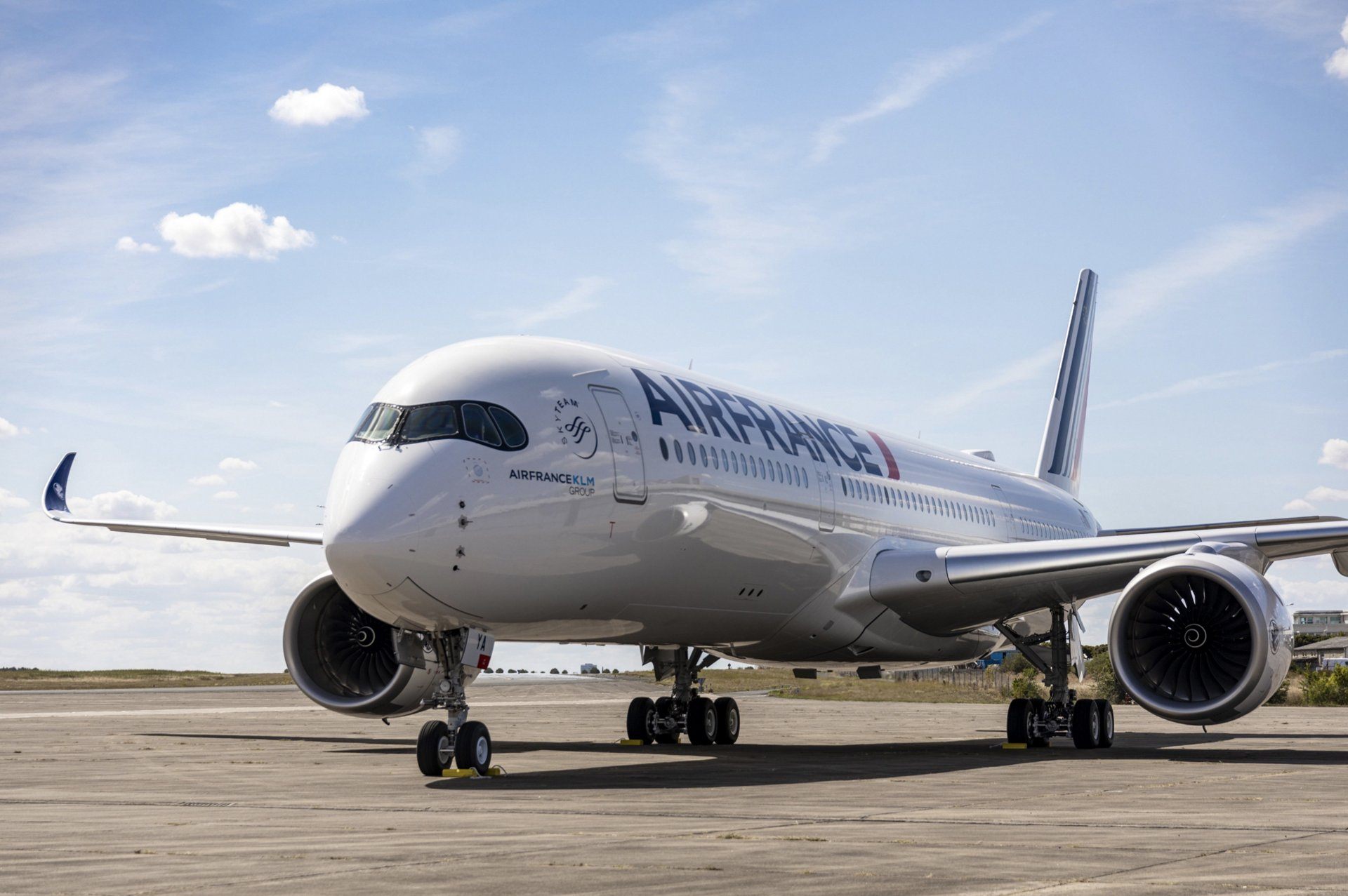 Air France-KLM orders an additional 10 A350 XWBs