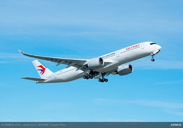 A350-900 China Eastern Airlines