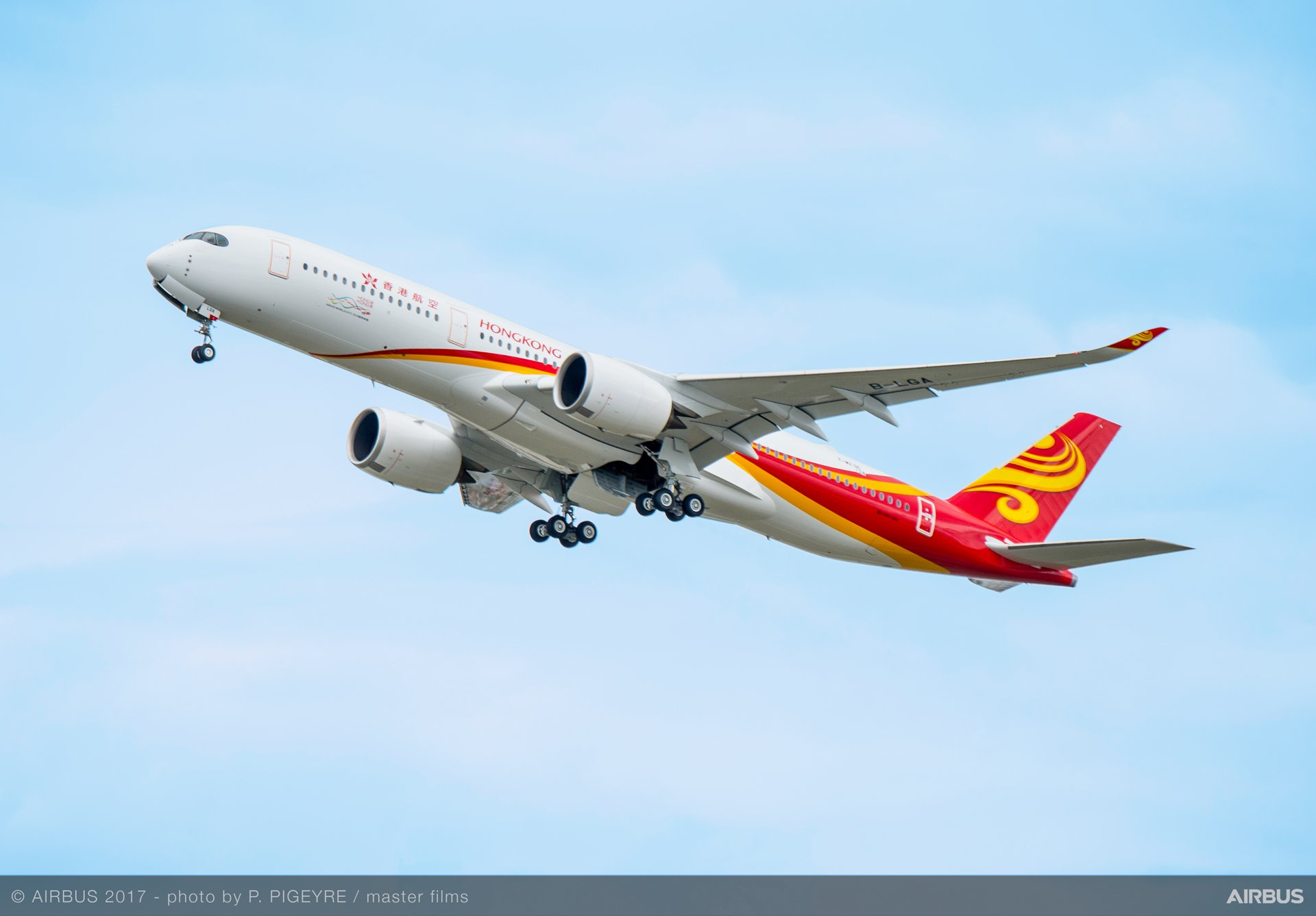 A350-900 Hong Kong Airlines