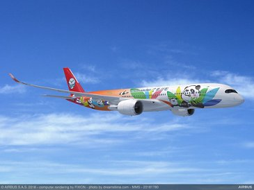 A350 900 SICHUAN AIRLINES
