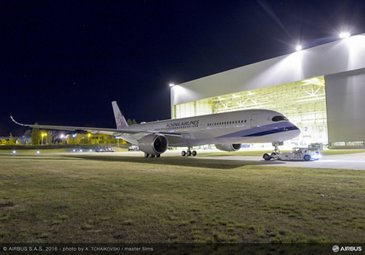 China Airlines' first A350 XWB_2