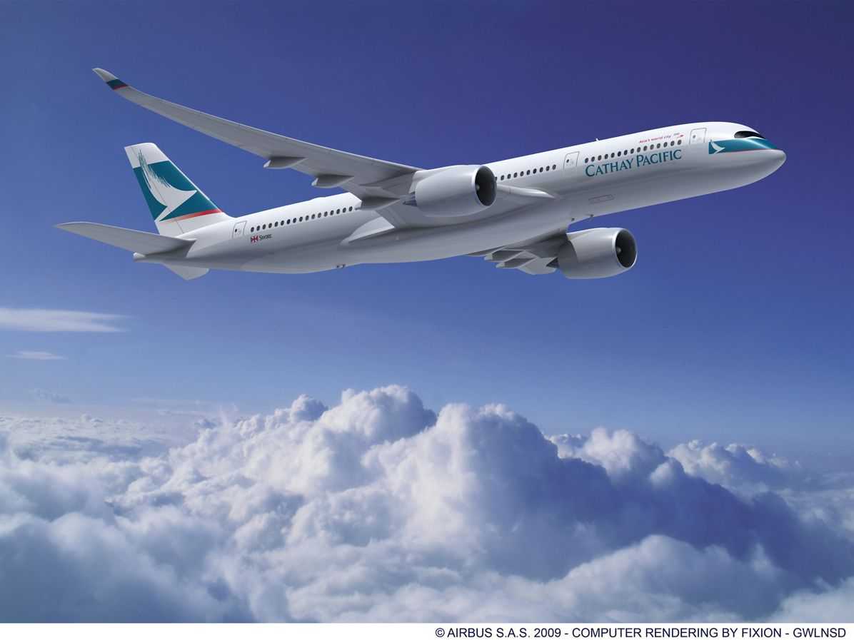 , A350-900 CATHAY PACIFIC AIRWAYS