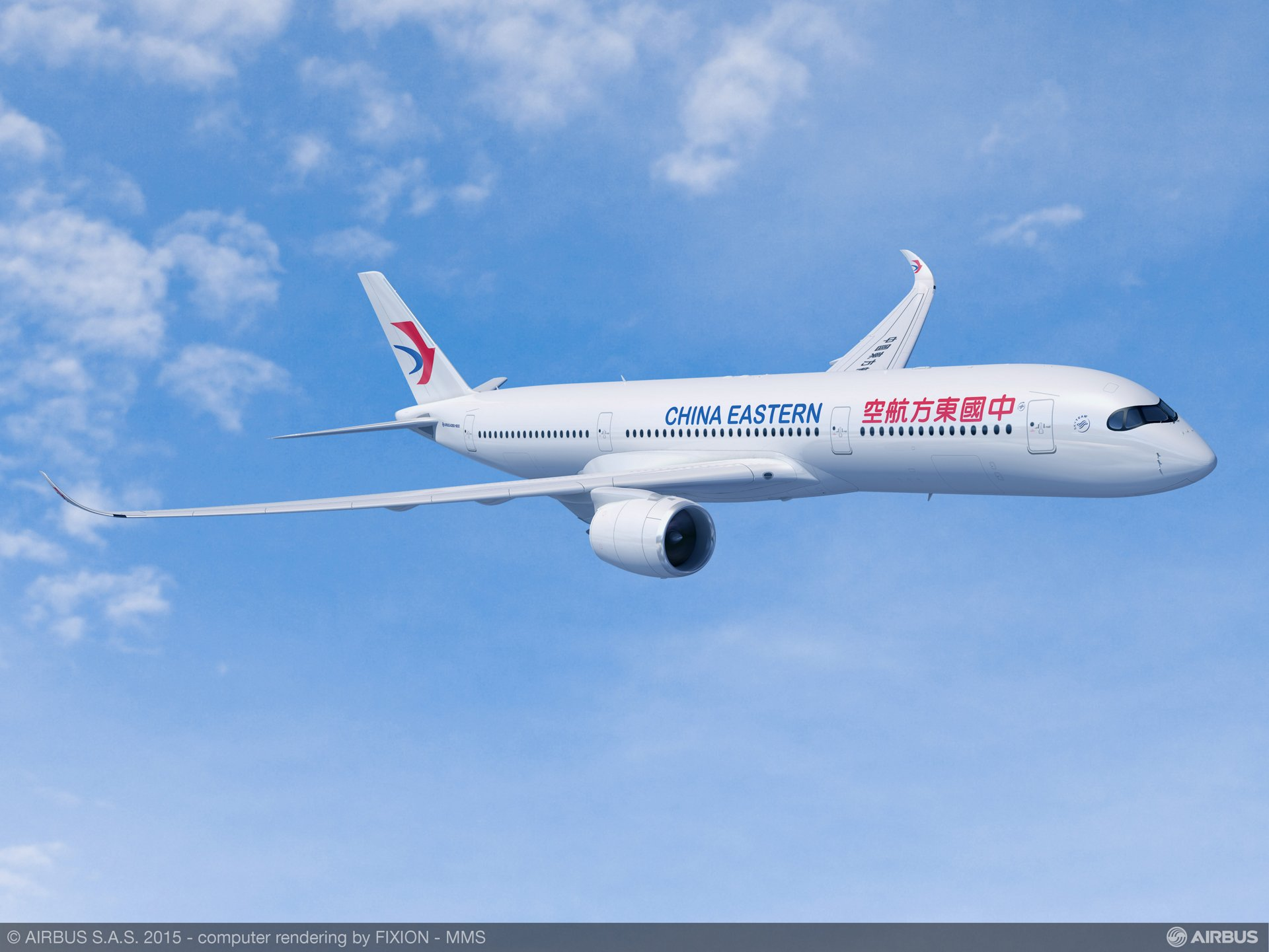 China eastern airlines orders 20 airbus a350 xwb - China eastern airlines sydney office ...