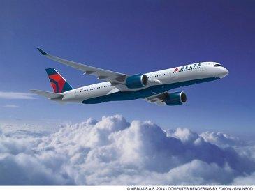 Delta Air Lines' A350-900