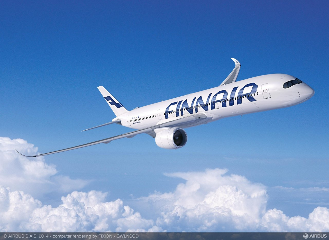 Finnair, a launch customer for the A350 XWB, has firmed up its order for eight additional A350-900 jetliners – which will be deployed on this European airline's long-haul routes to Asia and America