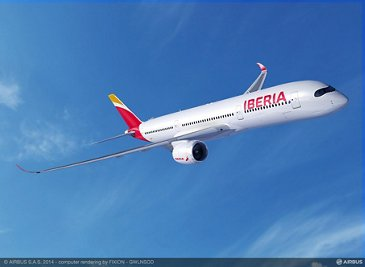 IAG Iberia A350-900