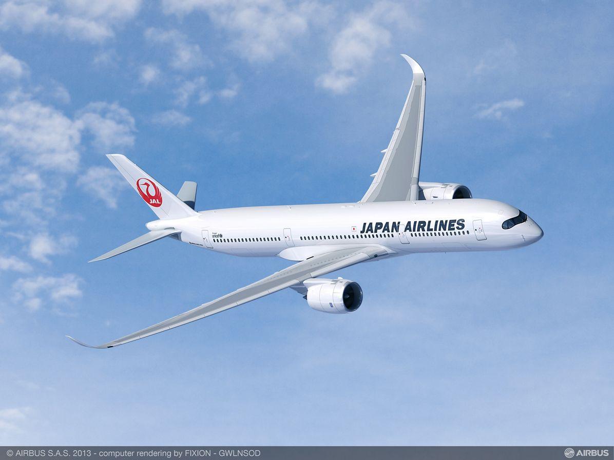 A350-900 JAL RR