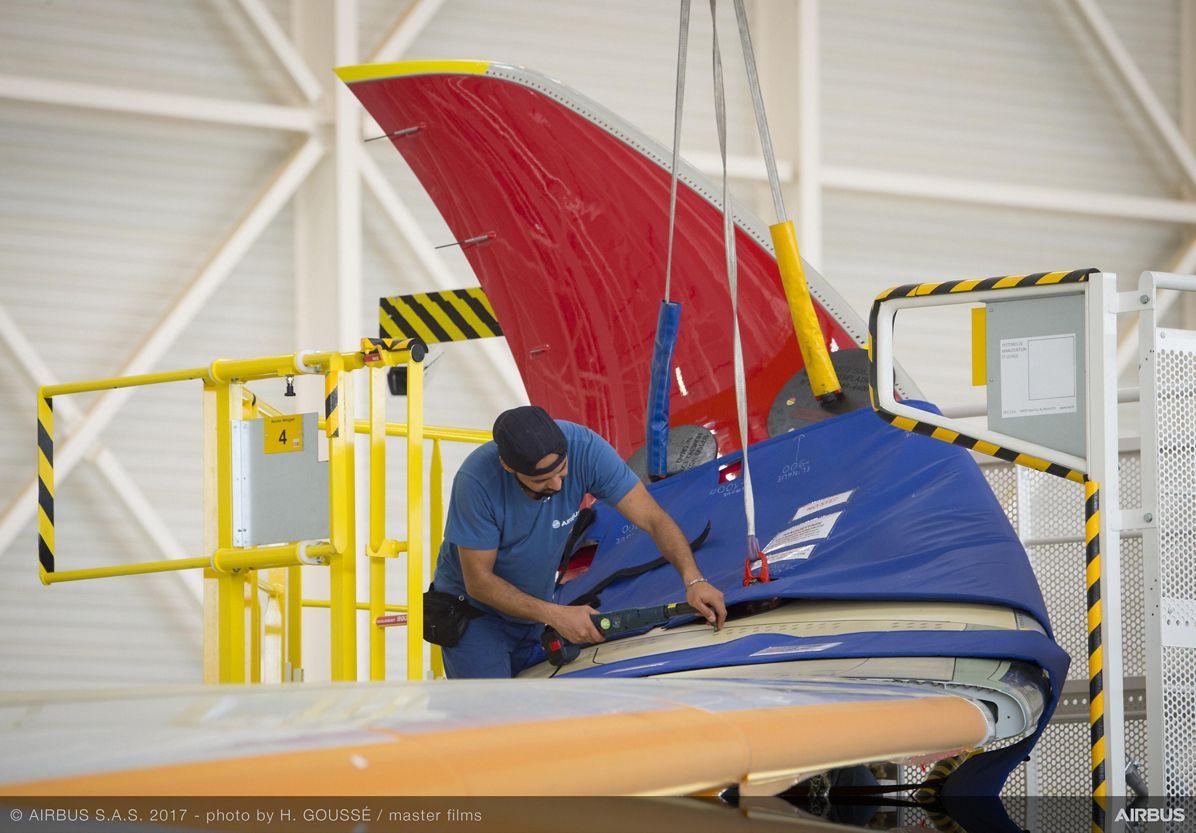 A350 XWB_Air Mauritius_FAL 1