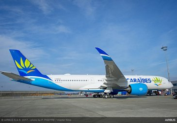 Air Caraïbes' first A350 XWB_ details 3