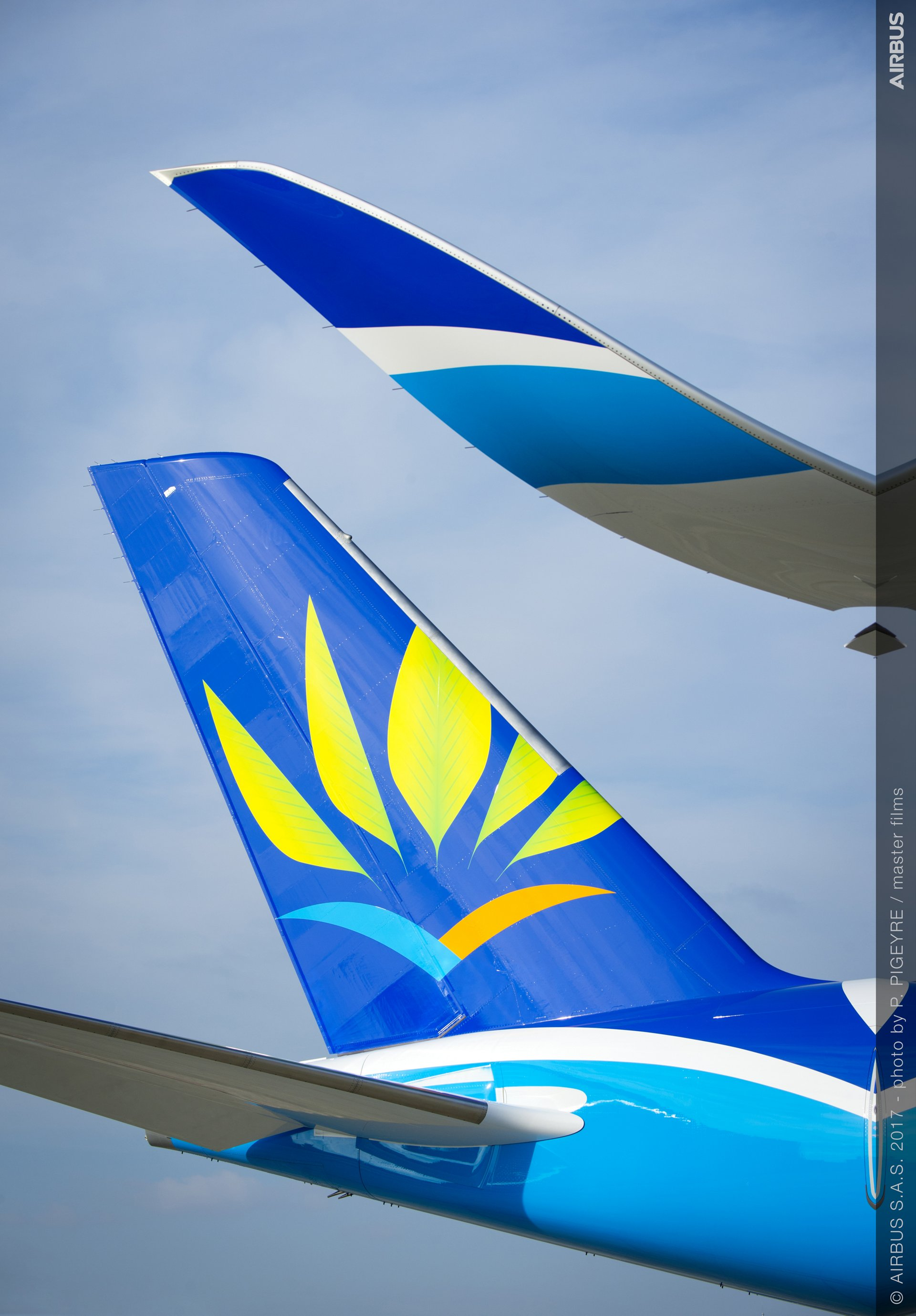 Air Caraïbes' first A350 XWB_ details 2