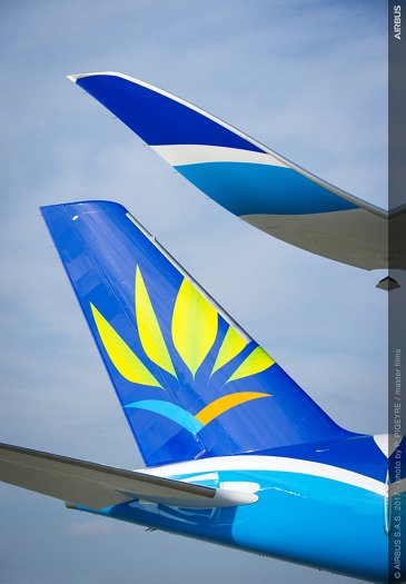 Air Caraïbes' first A350 XWB_ details 2