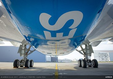 Air Caraïbes' first A350 XWB_ details 5