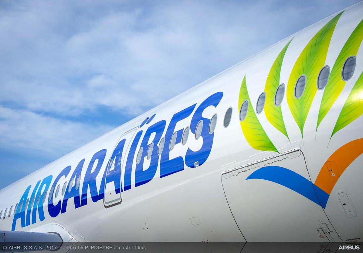 Air Caraïbes' first A350 XWB_ details 4