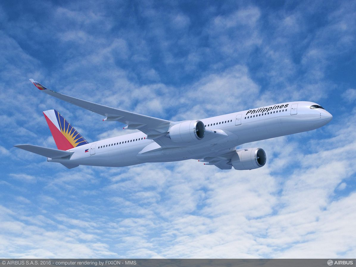 A350 XWB_ Philippine Airlines 1