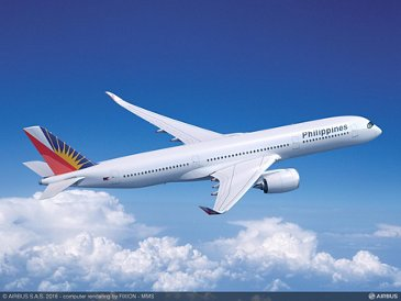 Philippine Airlines A350-900 2