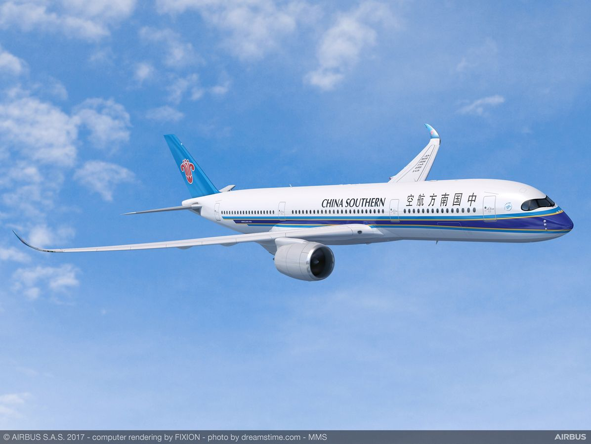 A350-900_China Southern Airlines