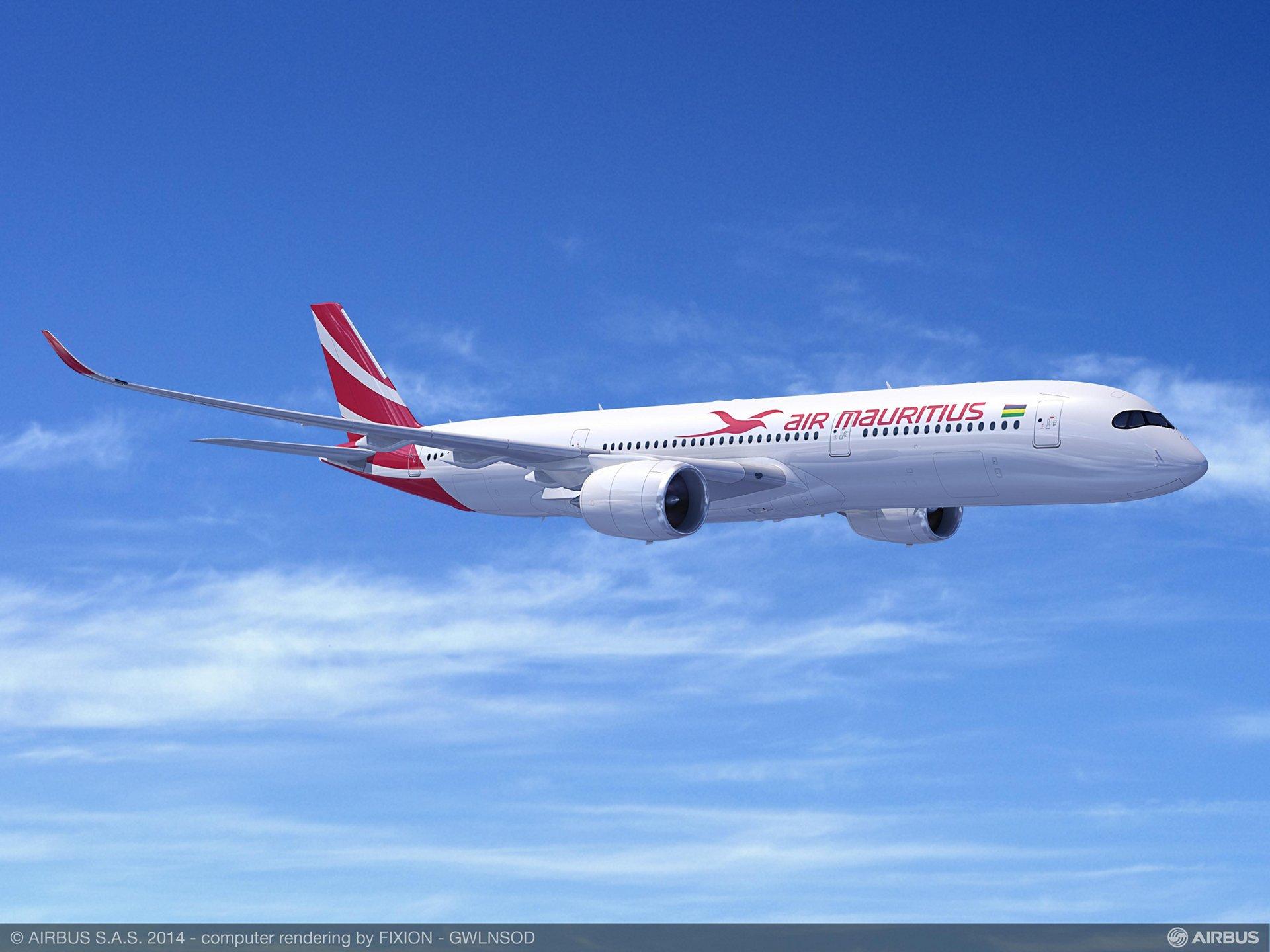 A350-900 RR Air Mauritius
