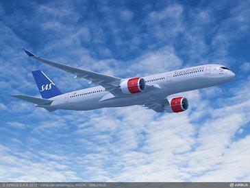 A350-900 SAS