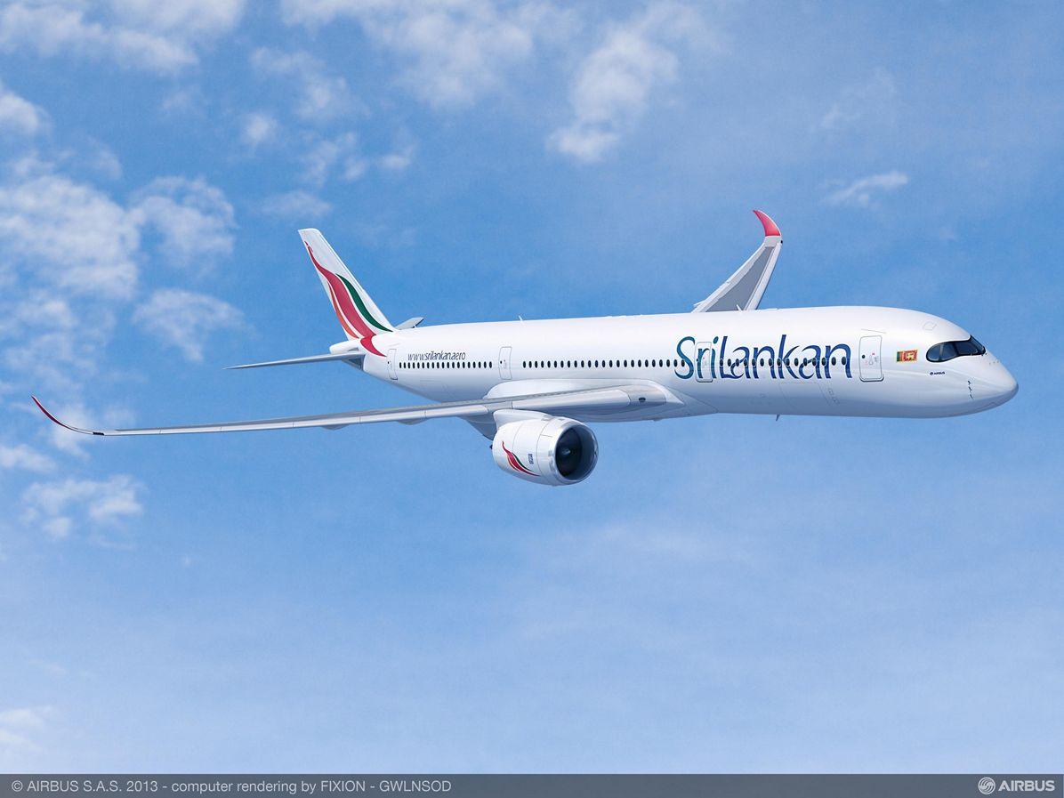 A350-900 Srilankan