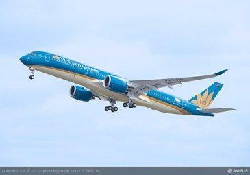 A350 XWB_Vietnam Airlines