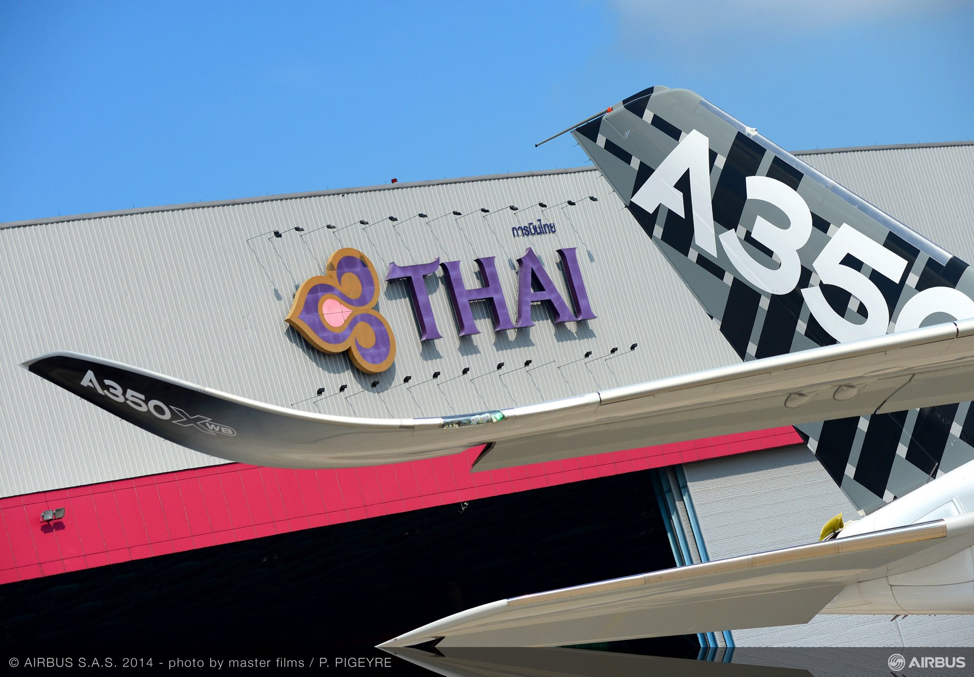 A350 XWB Asian demo tour – Bangkok 4