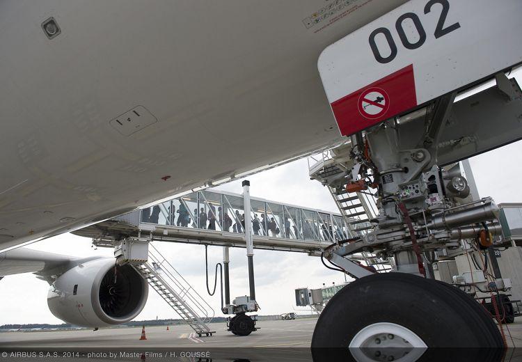 A350 XWB EARLY LONG FLIGHT – BOARDING 4