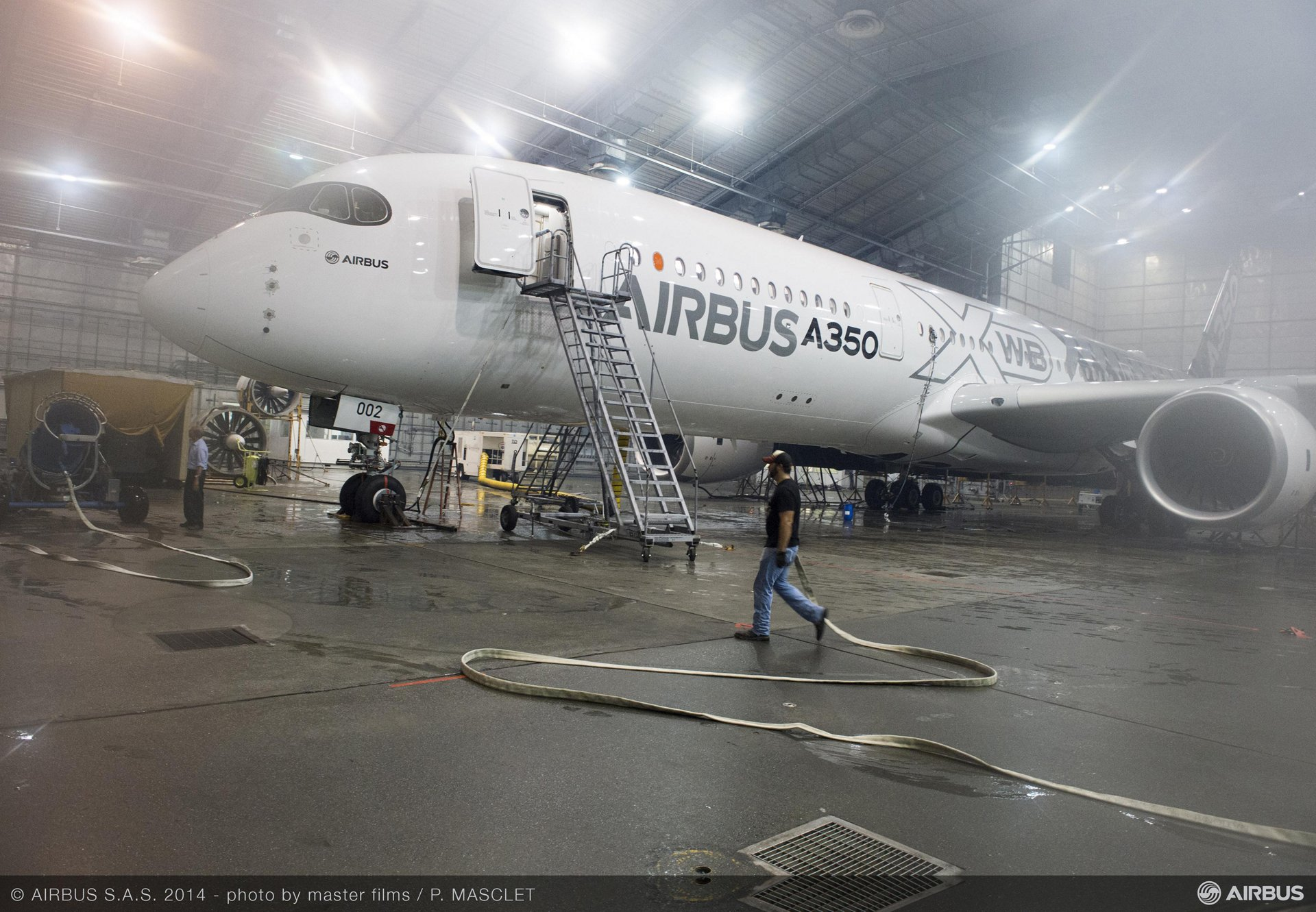 A350 XWB – McKinley hot weather test 2