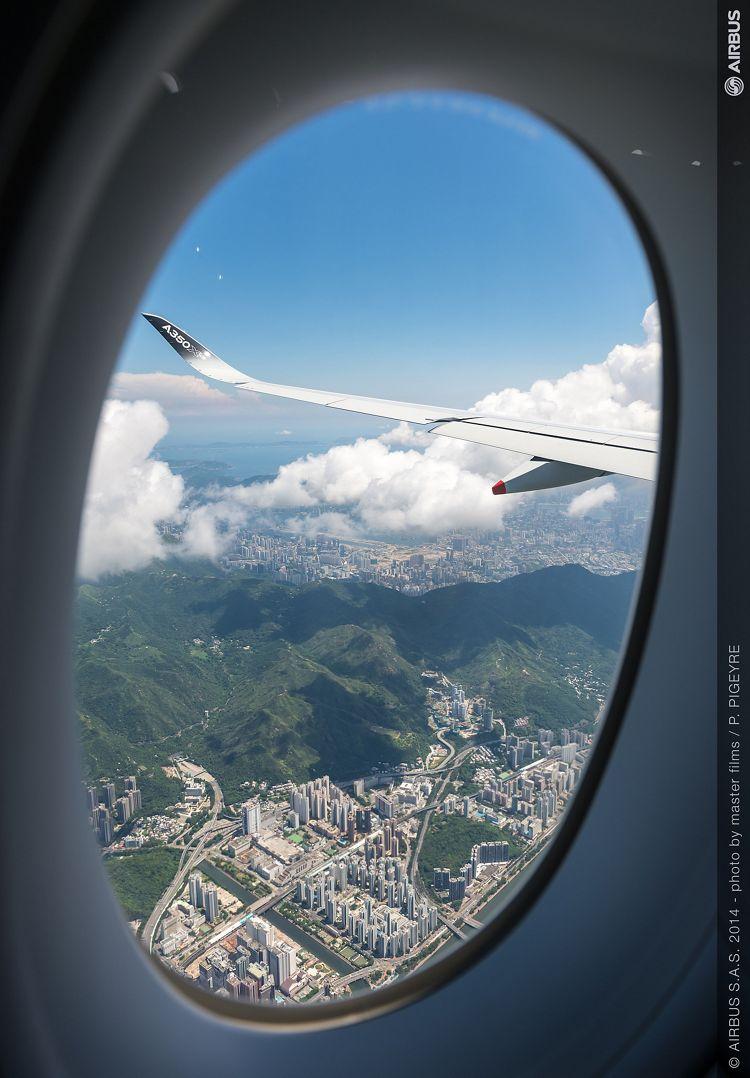 A350 XWB - ROUTE PROVING - TRIP 2 - HONG KONG THROUGH THE WINDOW, A350 XWB route proving tour: Hong Kong_3