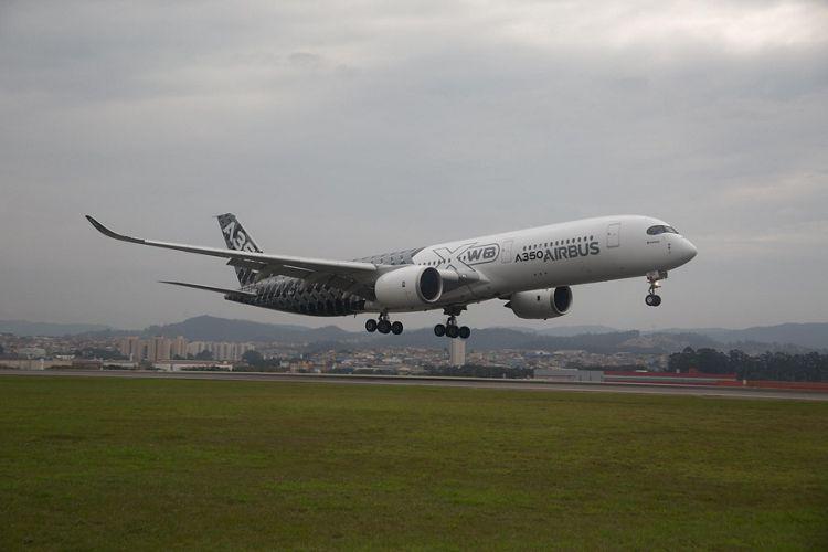 A350 XWB_Americas Tour Sao Paulo 3