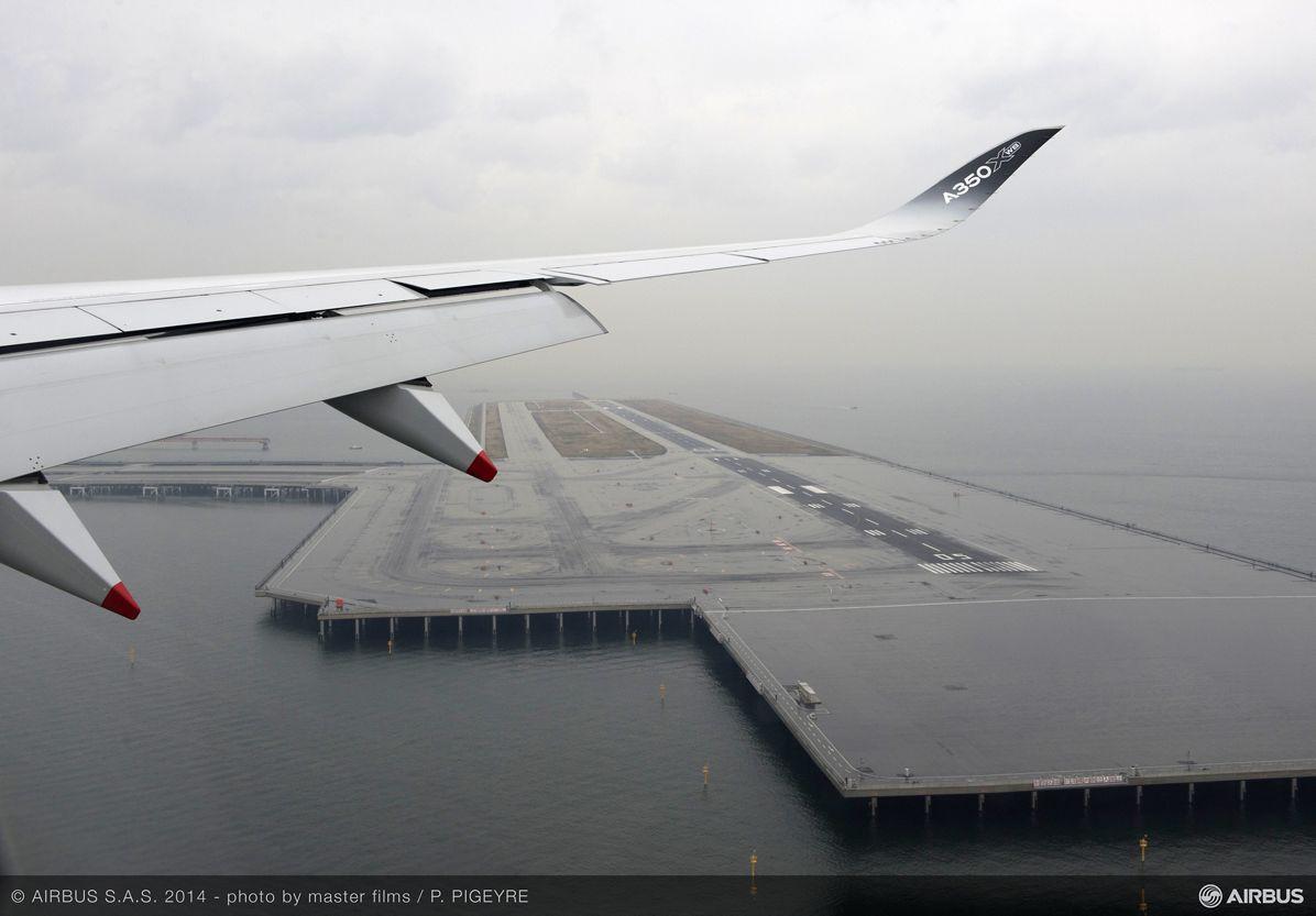 A350 XWB Asian demo tour – Tokyo 1