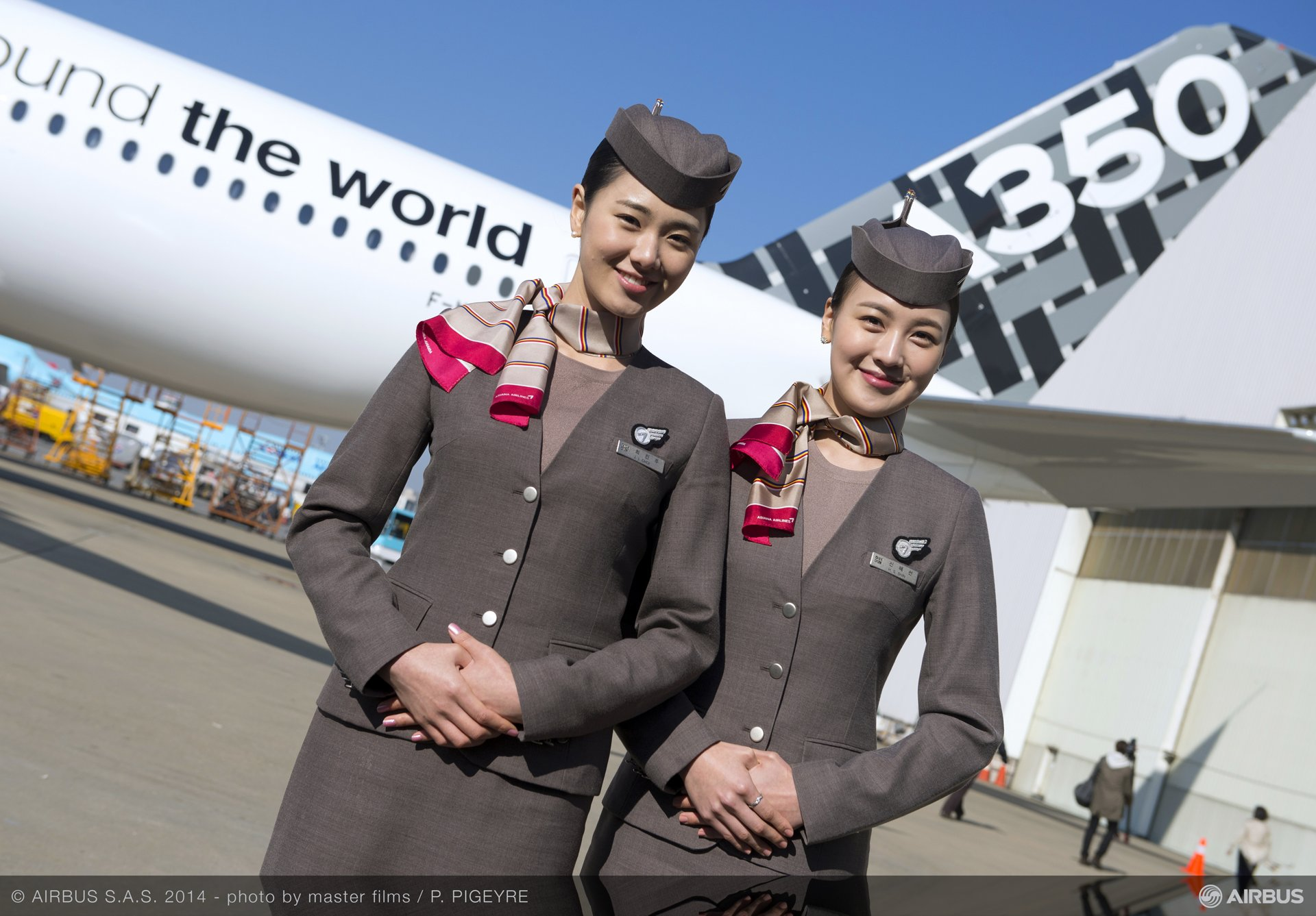 A350 XWB Asian demo tour – Seoul 4