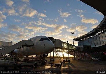 A350 XWB Finnair 1st Delivery