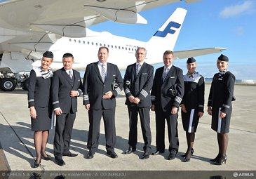 A350 XWB_Finnair first delivery 13