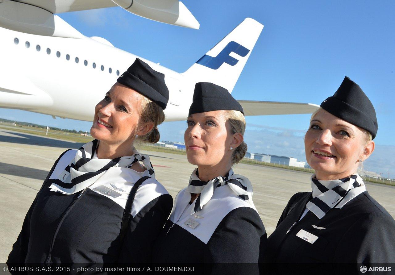 A350 XWB_Finnair first delivery 14
