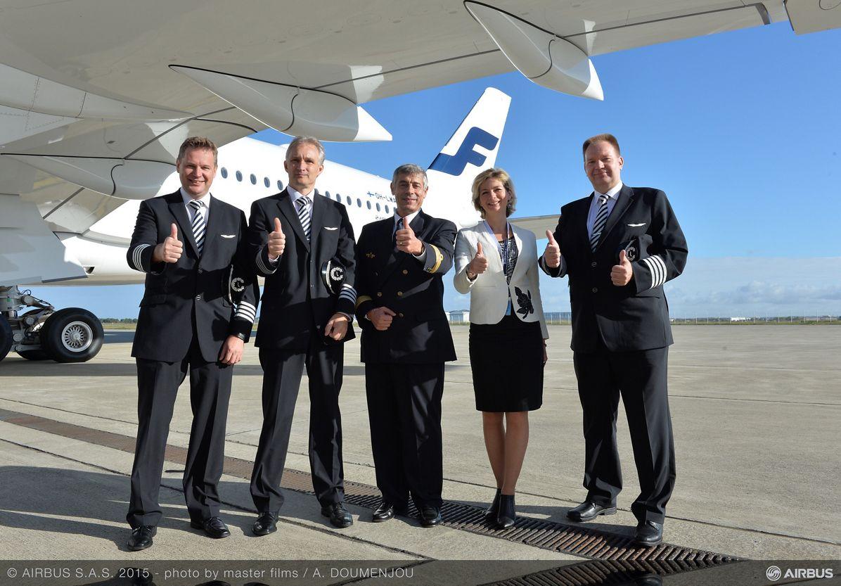 A350 XWB_Finnair first delivery 15