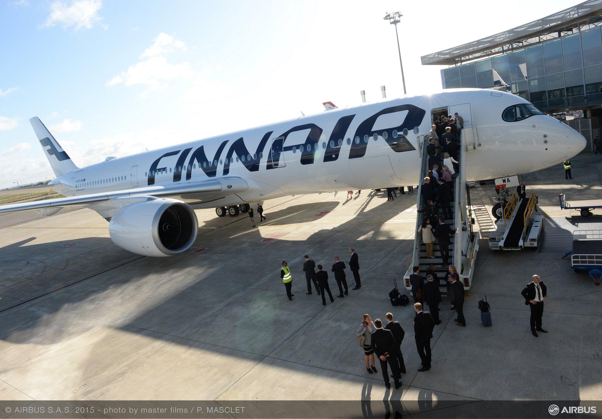 A350 XWB_Finnair first delivery 19