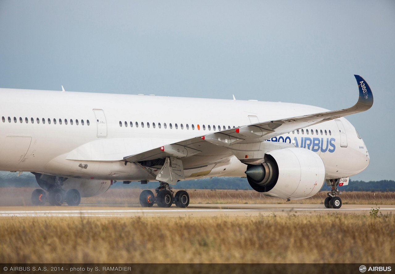 A350 XWB MSN001 successfully conducted Maximum Energy Rejected Take-Off