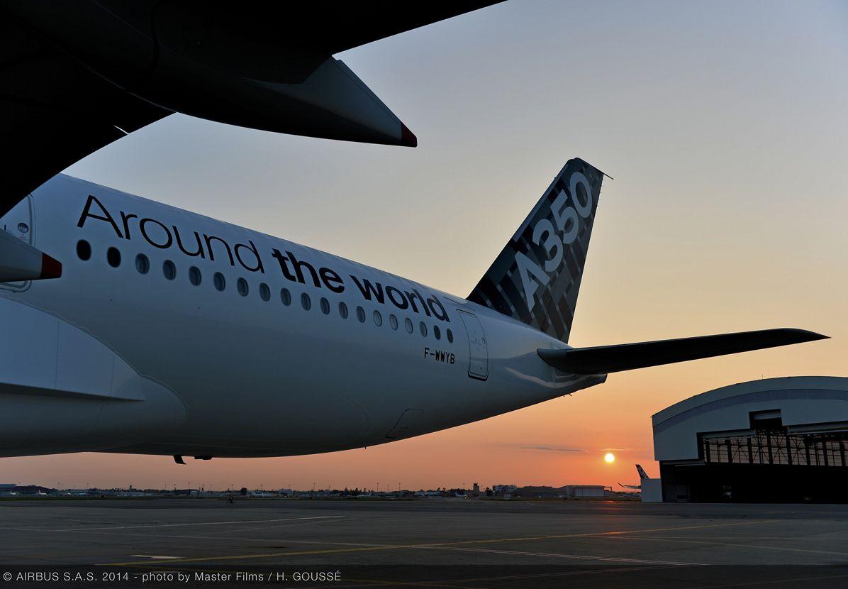 A350 XWB MSN005 route proving tour_2