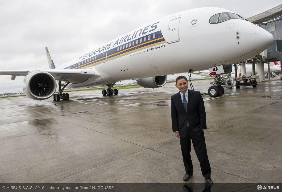 Singapore Airlines A350 XWB delivery_Goh Choon Phong 2