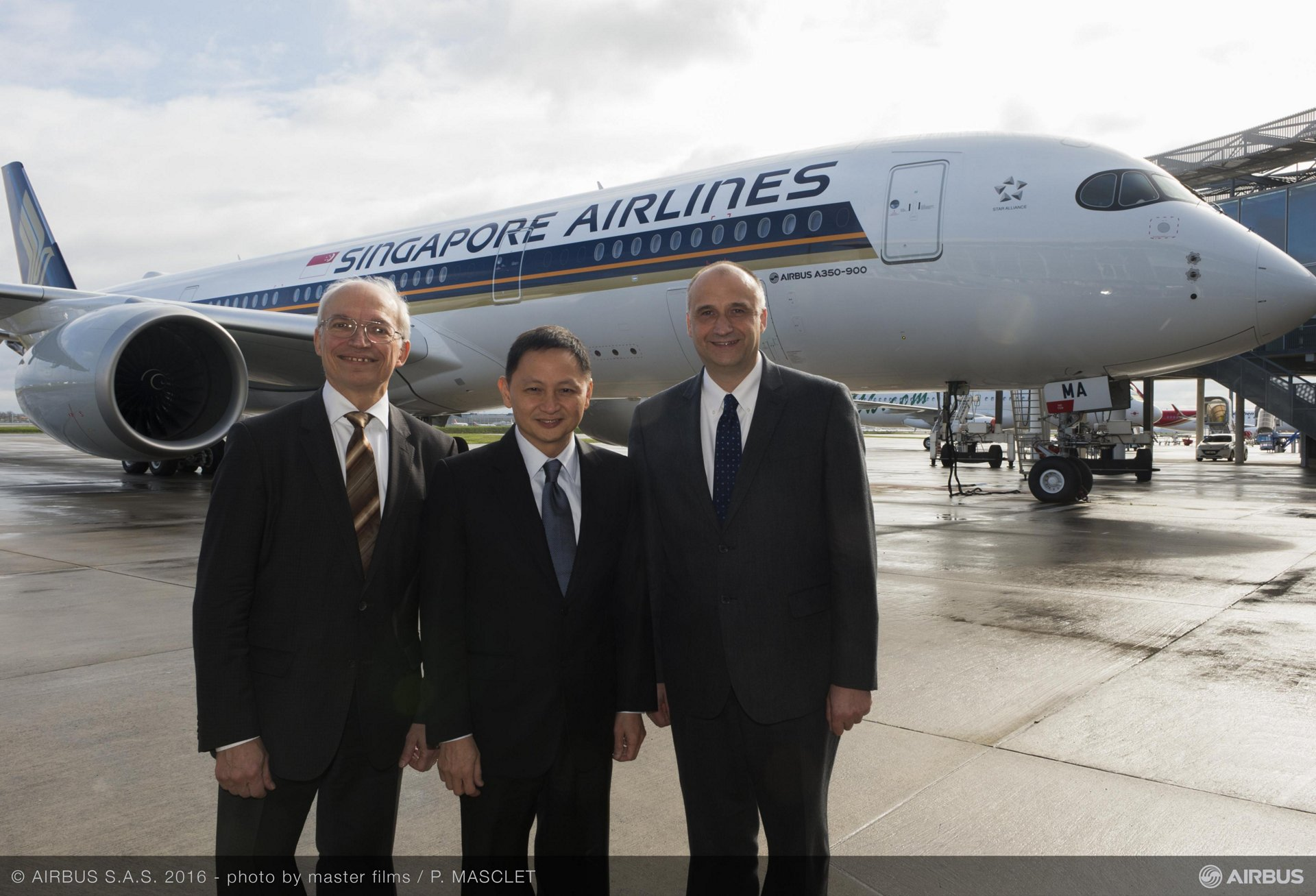 Singapore Airlines A350 XWB delivery_4