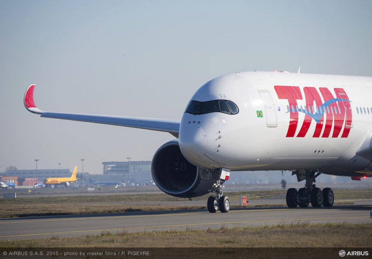 A350 XWB_TAM 1