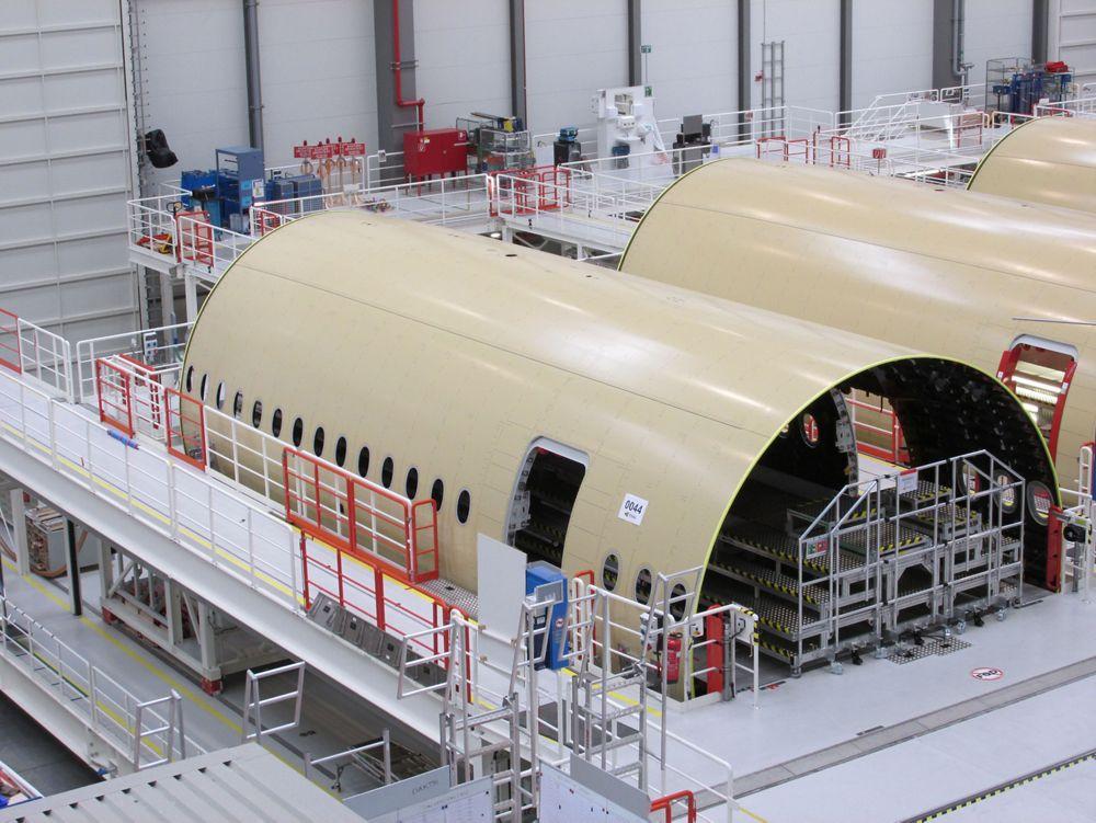 A350 XWB THAI Manufacturing 1