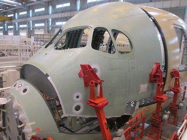 A350 XWB THAI Manufacturing 2