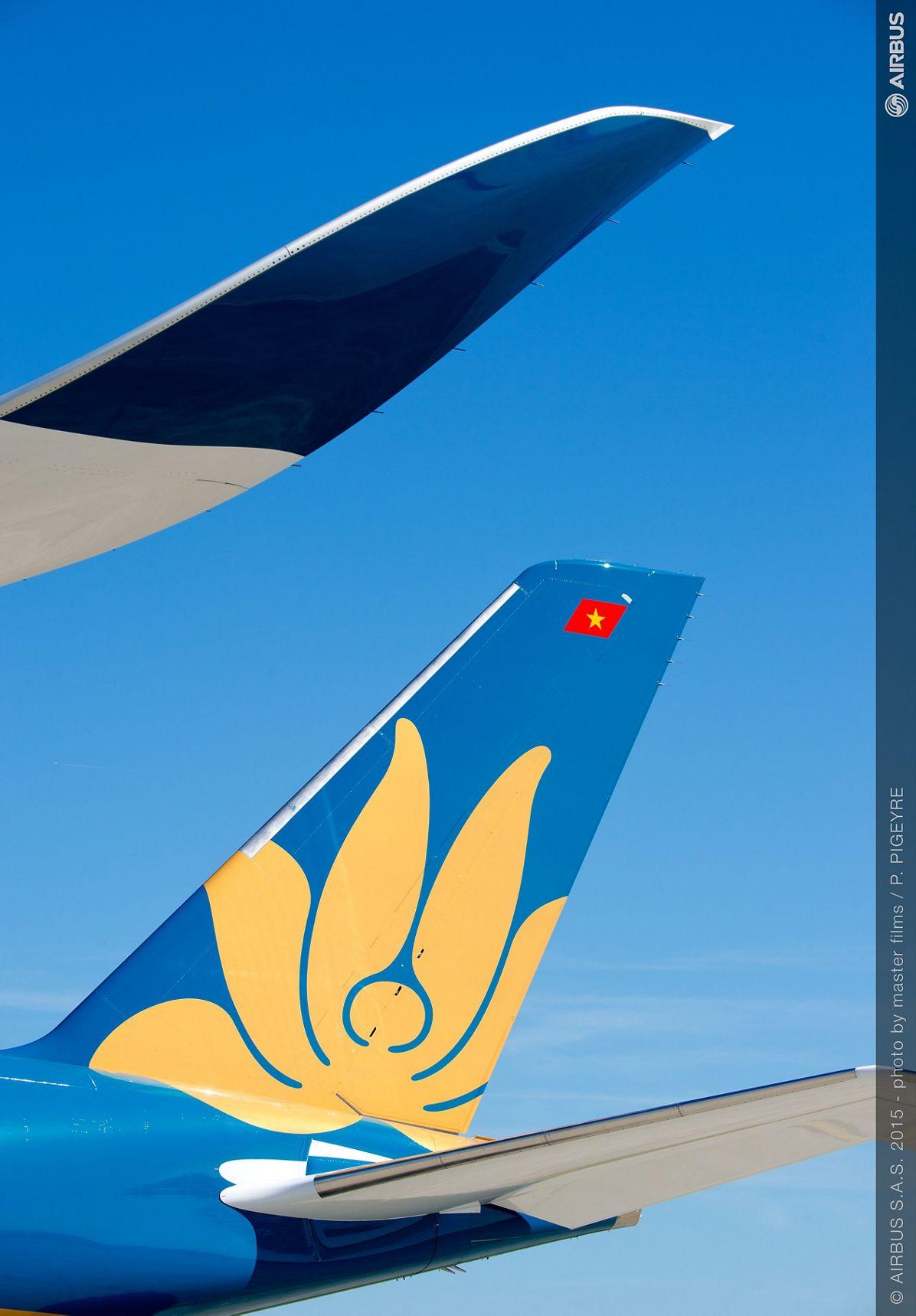Vietnam Airlines' A350 XWB_1