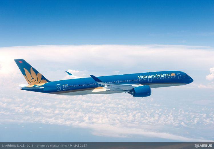 Vietnam Airlines' A350 XWB_11