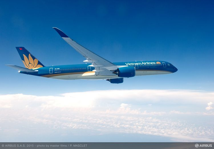 Vietnam Airlines' A350 XWB_9