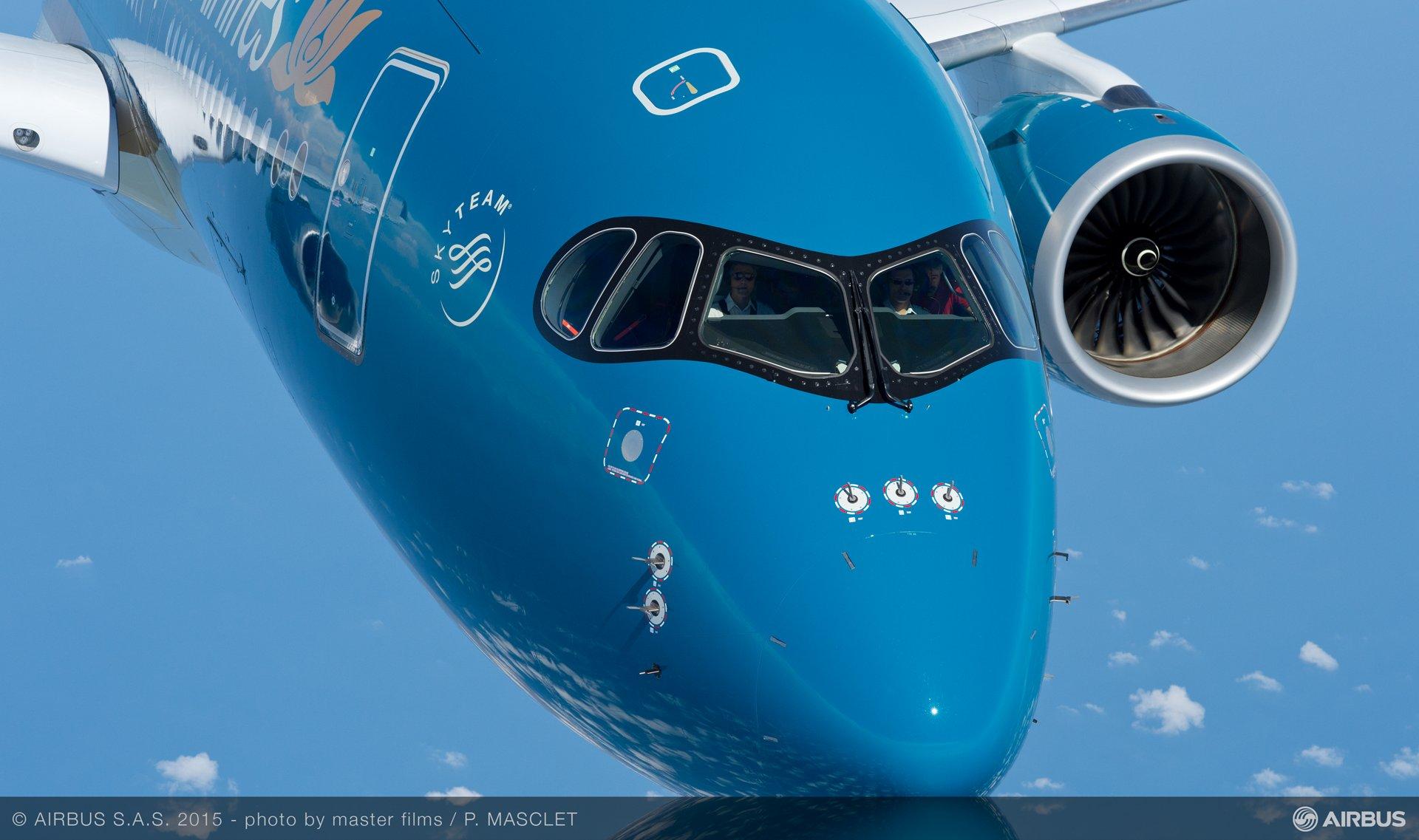 Vietnam Airlines' A350 XWB_8