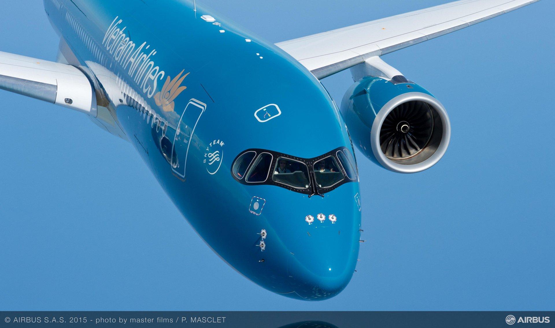 Vietnam Airlines' A350 XWB_18