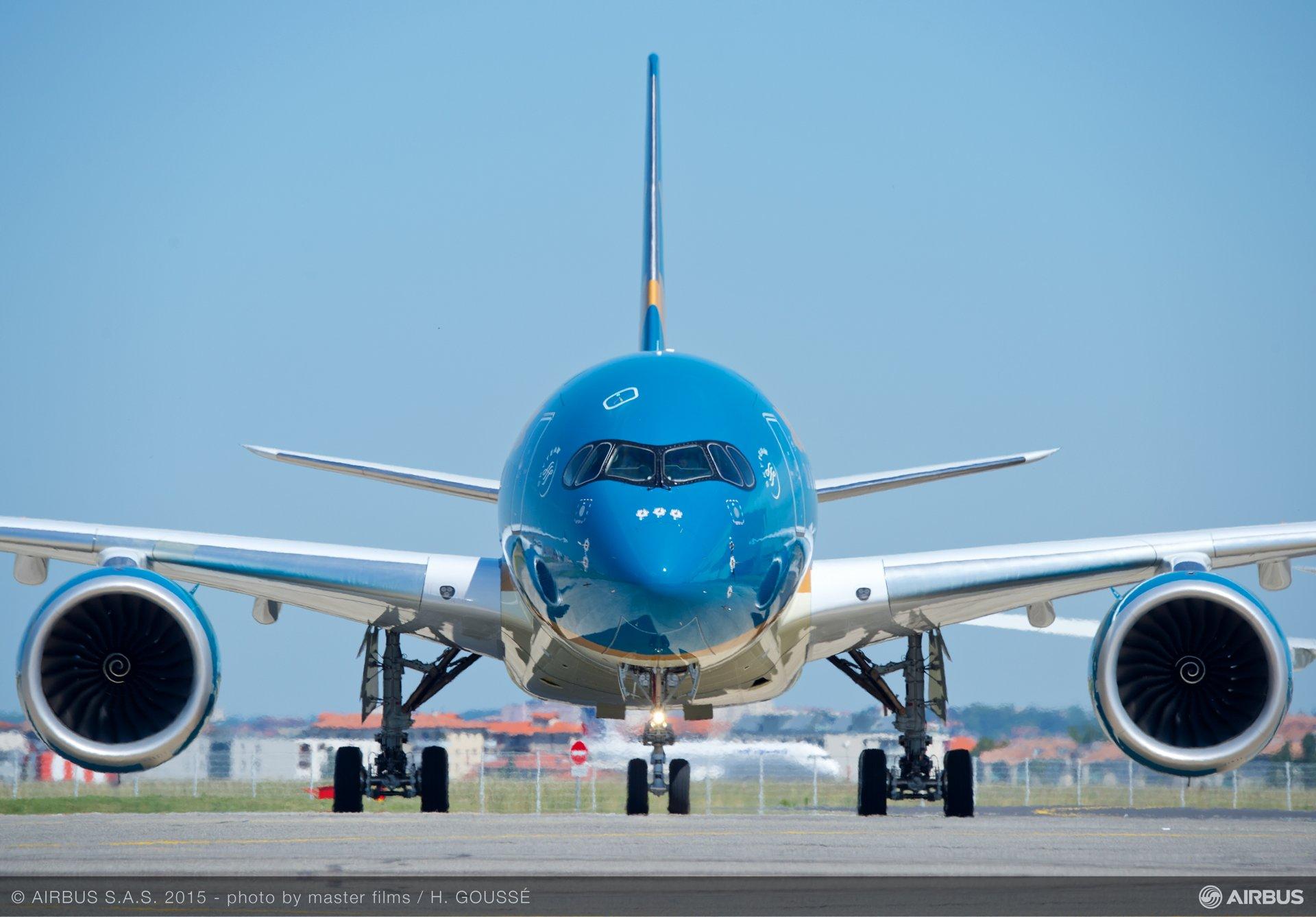 Vietnam Airlines' A350 XWB_6