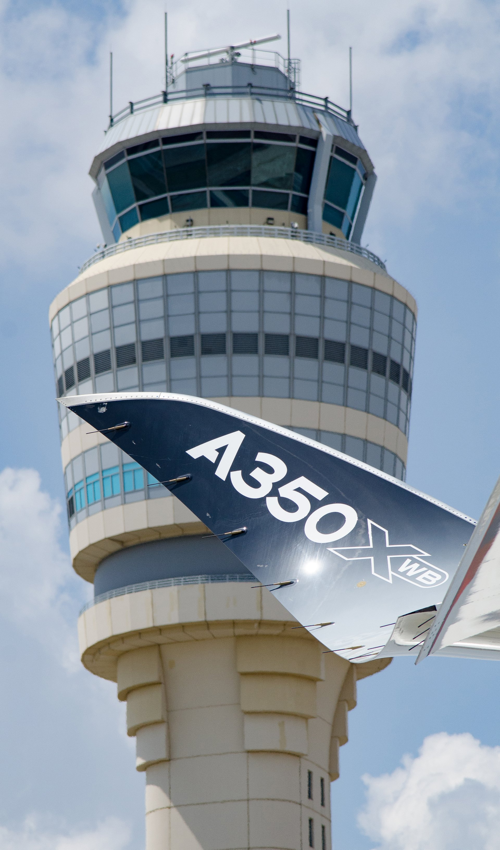 A350 XWB arrives in the United States_1